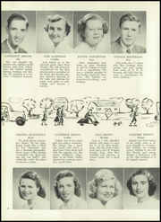 Page 14, 1951 Edition, Newark High School - Krawen Yearbook (Newark, DE) online yearbook collection