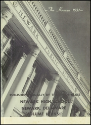 Page 5, 1951 Edition, Newark High School - Krawen Yearbook (Newark, DE) online yearbook collection