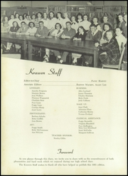 Page 6, 1951 Edition, Newark High School - Krawen Yearbook (Newark, DE) online yearbook collection