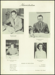 Page 8, 1951 Edition, Newark High School - Krawen Yearbook (Newark, DE) online yearbook collection