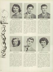 Page 14, 1950 Edition, Mount Pleasant High School - Green Leaf Yearbook (Wilmington, DE) online yearbook collection