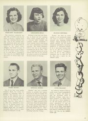 Page 15, 1950 Edition, Mount Pleasant High School - Green Leaf Yearbook (Wilmington, DE) online yearbook collection