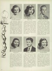 Page 16, 1950 Edition, Mount Pleasant High School - Green Leaf Yearbook (Wilmington, DE) online yearbook collection