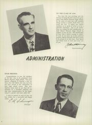 Page 4, 1950 Edition, Mount Pleasant High School - Green Leaf Yearbook (Wilmington, DE) online yearbook collection