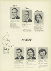 Page 5, 1950 Edition, Mount Pleasant High School - Green Leaf Yearbook (Wilmington, DE) online yearbook collection