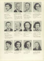 Page 7, 1950 Edition, Mount Pleasant High School - Green Leaf Yearbook (Wilmington, DE) online yearbook collection