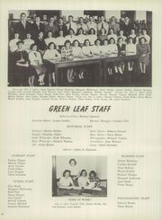 Page 8, 1950 Edition, Mount Pleasant High School - Green Leaf Yearbook (Wilmington, DE) online yearbook collection
