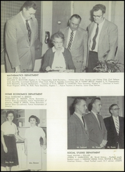 Page 16, 1960 Edition, Mount Pleasant High School - Green Leaf Yearbook (Wilmington, DE) online yearbook collection