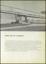 Page 7, 1960 Edition, Mount Pleasant High School - Green Leaf Yearbook (Wilmington, DE) online yearbook collection