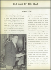 Page 8, 1960 Edition, Mount Pleasant High School - Green Leaf Yearbook (Wilmington, DE) online yearbook collection