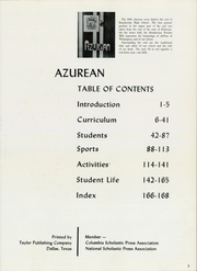 Page 7, 1964 Edition, Brandywine High School - Azurean Yearbook (Wilmington, DE) online yearbook collection