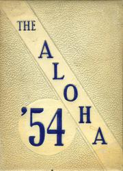 Page 1, 1954 Edition, Seaford High School - Aloha Yearbook (Seaford, DE) online yearbook collection