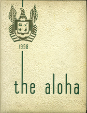 Page 1, 1958 Edition, Seaford High School - Aloha Yearbook (Seaford, DE) online yearbook collection