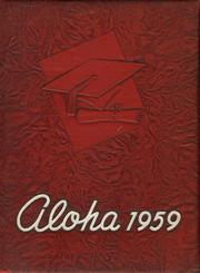 Page 1, 1959 Edition, Seaford High School - Aloha Yearbook (Seaford, DE) online yearbook collection