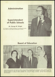 Page 10, 1956 Edition, Smyrna High School - Eagle Yearbook (Smyrna, DE) online yearbook collection