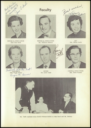 Page 13, 1956 Edition, Smyrna High School - Eagle Yearbook (Smyrna, DE) online yearbook collection