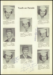 Page 17, 1956 Edition, Smyrna High School - Eagle Yearbook (Smyrna, DE) online yearbook collection