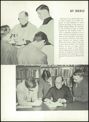Page 10, 1949 Edition, Salesianum School - Salesian Yearbook (Wilmington, DE) online yearbook collection