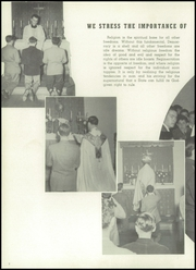 Page 12, 1949 Edition, Salesianum School - Salesian Yearbook (Wilmington, DE) online yearbook collection