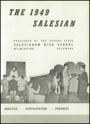 Page 7, 1949 Edition, Salesianum School - Salesian Yearbook (Wilmington, DE) online yearbook collection