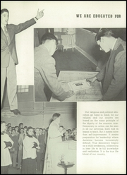 Page 8, 1949 Edition, Salesianum School - Salesian Yearbook (Wilmington, DE) online yearbook collection