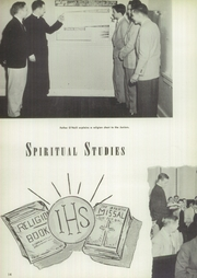 Page 18, 1954 Edition, Salesianum School - Salesian Yearbook (Wilmington, DE) online yearbook collection