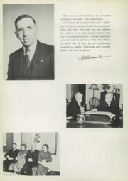 Page 10, 1950 Edition, Pierre S DuPont High School - Pierrean Yearbook (Wilmington, DE) online yearbook collection