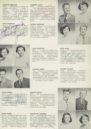 Page 17, 1950 Edition, Pierre S DuPont High School - Pierrean Yearbook (Wilmington, DE) online yearbook collection