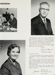 Page 13, 1959 Edition, Pierre S DuPont High School - Pierrean Yearbook (Wilmington, DE) online yearbook collection