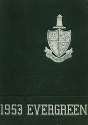 Tower Hill School - Evergreen Yearbook (Wilmington, DE) online yearbook collection, 1953 Edition, Page 1