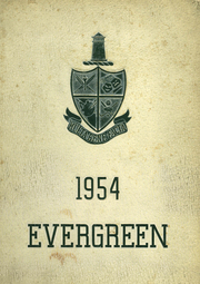 Tower Hill School - Evergreen Yearbook (Wilmington, DE) online yearbook collection, 1954 Edition, Page 1