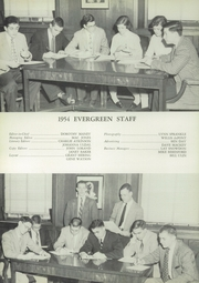Page 10, 1954 Edition, Tower Hill School - Evergreen Yearbook (Wilmington, DE) online yearbook collection