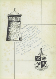Page 5, 1954 Edition, Tower Hill School - Evergreen Yearbook (Wilmington, DE) online yearbook collection