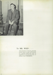 Page 8, 1954 Edition, Tower Hill School - Evergreen Yearbook (Wilmington, DE) online yearbook collection