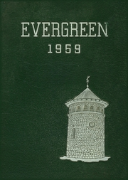 Tower Hill School - Evergreen Yearbook (Wilmington, DE) online yearbook collection, 1959 Edition, Page 1