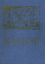 1940 Edition, Lewes High School - Beacon Yearbook (Lewes, DE)
