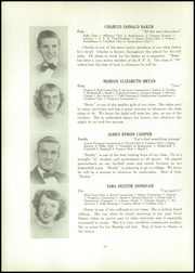 Page 14, 1950 Edition, Lewes High School - Beacon Yearbook (Lewes, DE) online yearbook collection