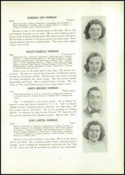Page 15, 1950 Edition, Lewes High School - Beacon Yearbook (Lewes, DE) online yearbook collection