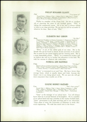 Page 16, 1950 Edition, Lewes High School - Beacon Yearbook (Lewes, DE) online yearbook collection