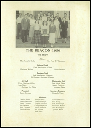 Page 5, 1950 Edition, Lewes High School - Beacon Yearbook (Lewes, DE) online yearbook collection