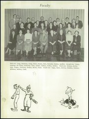 Page 10, 1957 Edition, Millsboro High School - Blue Devil Yearbook (Millsboro, DE) online yearbook collection