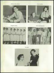 Page 12, 1957 Edition, Millsboro High School - Blue Devil Yearbook (Millsboro, DE) online yearbook collection