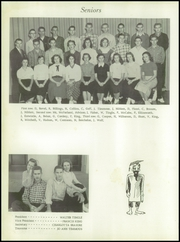 Page 14, 1957 Edition, Millsboro High School - Blue Devil Yearbook (Millsboro, DE) online yearbook collection