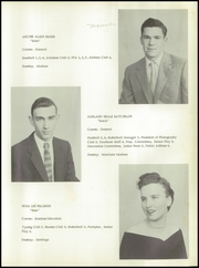 Page 15, 1957 Edition, Millsboro High School - Blue Devil Yearbook (Millsboro, DE) online yearbook collection