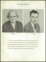 Page 8, 1957 Edition, Millsboro High School - Blue Devil Yearbook (Millsboro, DE) online yearbook collection
