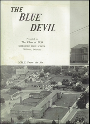 Page 6, 1959 Edition, Millsboro High School - Blue Devil Yearbook (Millsboro, DE) online yearbook collection