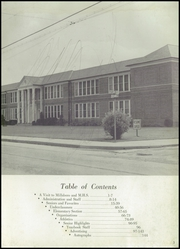 Page 7, 1959 Edition, Millsboro High School - Blue Devil Yearbook (Millsboro, DE) online yearbook collection