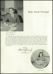 Page 12, 1960 Edition, Millsboro High School - Blue Devil Yearbook (Millsboro, DE) online yearbook collection