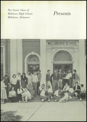 Page 6, 1960 Edition, Millsboro High School - Blue Devil Yearbook (Millsboro, DE) online yearbook collection