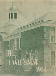 Lord Baltimore High School - Eagles Nest Yearbook (Ocean View, DE) online yearbook collection, 1953 Edition, Page 1